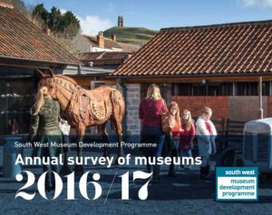 Annual Survey of Museums 2016-17 Front Cover